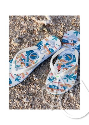 Roxy Roxy Tahiti Flip-Flops -MULTI 1 (mu1)