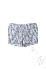 Smartwool Smartwool Merino Sport Lined Short -Blue Zag Print