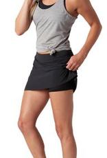 Smartwool Smartwool Merino Sport Lined Skirt -Black
