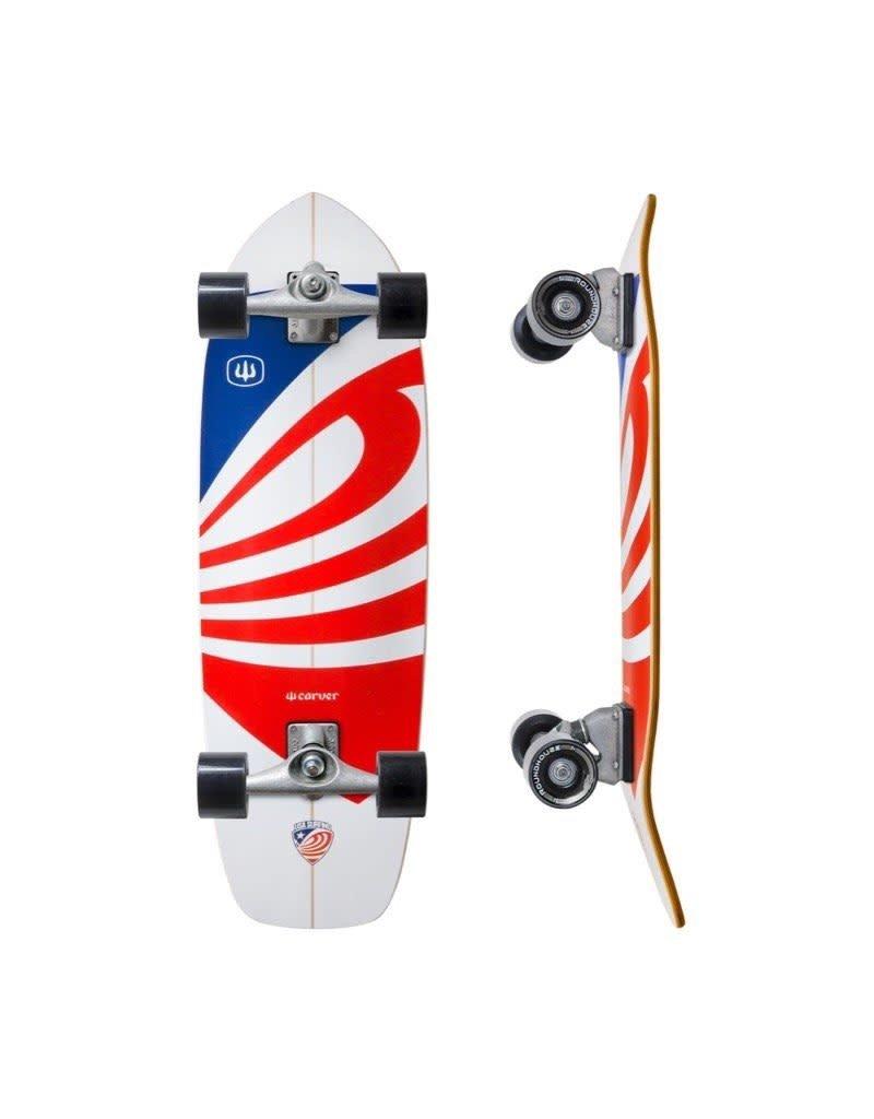 "Carver Carver USA Booster Surfskate CX 30.75"""