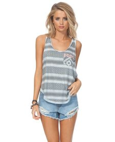 RIP CURL DEL SOL POCKET TANK TOP