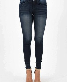 Rayon Skinny Jeans