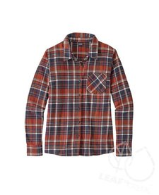 Patagonia Women's Heywood Cascade Plaid Flannel