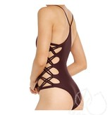 Body Glove Body Glove Smoothies Crissy One Piece Swimsuit with Cutouts