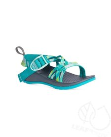 Chaco Kid's ZX1 Ecotread Puzzle Opal