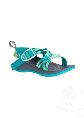 Chaco Chaco Kid's ZX1 Ecotread Puzzle Opal
