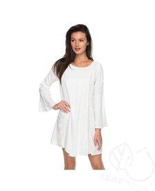 Roxy East Coast Dreamer Bell Sleeve Dress