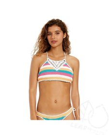 Body Glove Hooked Elena Bikini Top