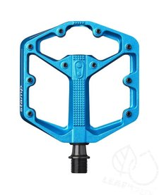 Crank Brothers Stamp 3 Pedals - Small - Blue