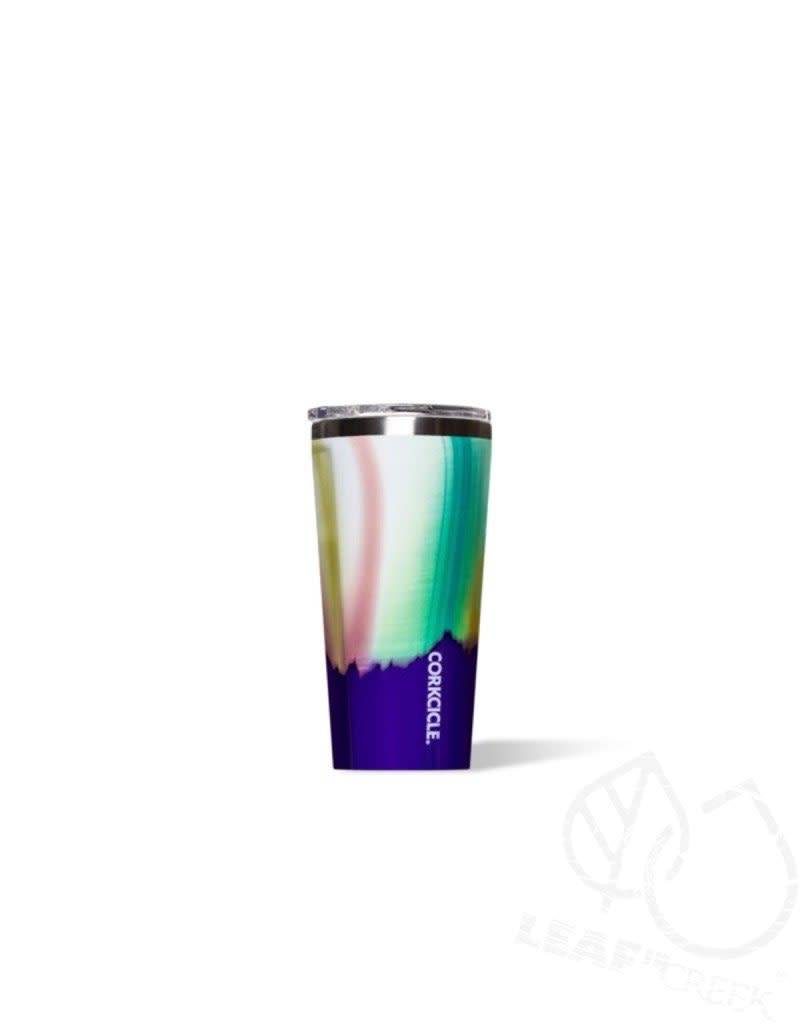 Corkcicle Corkcicle Patterns 16 oz Tumbler Aurora