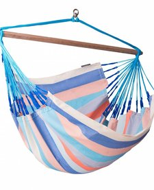 Domingo Weatherproof Lounger Hammock Chair