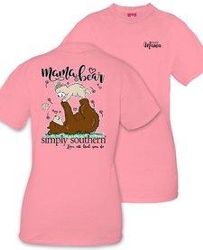 Simply Southern Simply Mama Bear Tee