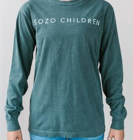 Sozo Blue Spruce Long Sleeve T-Shirt