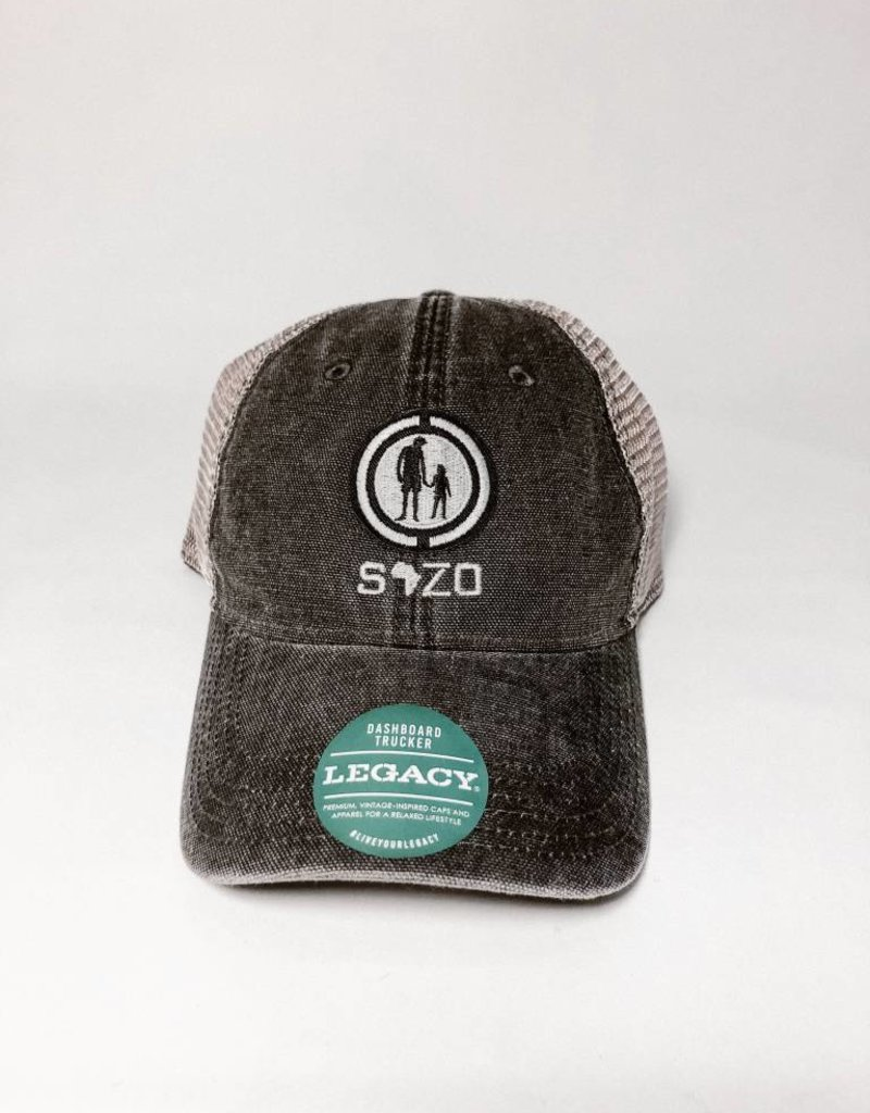 Sozo Logo Hat Gray