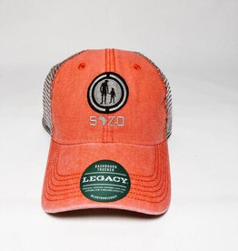 Sozo Logo Hat Red