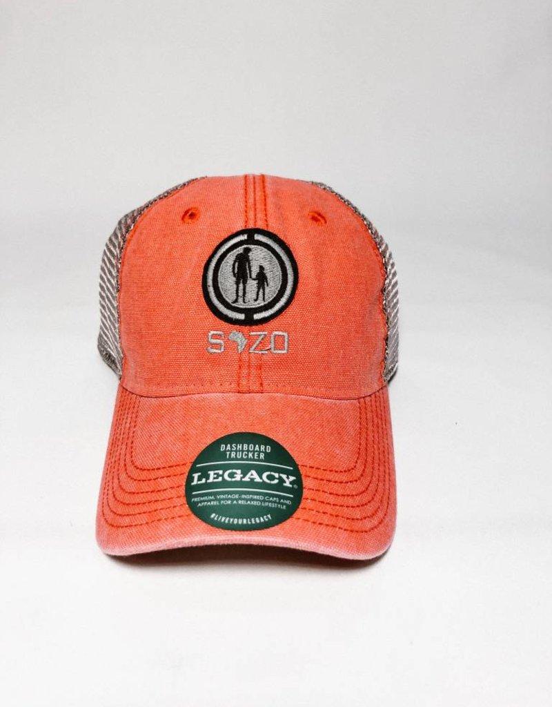 Sozo Logo Hat Red