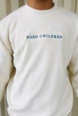 Sozo Corded Sweatshirt