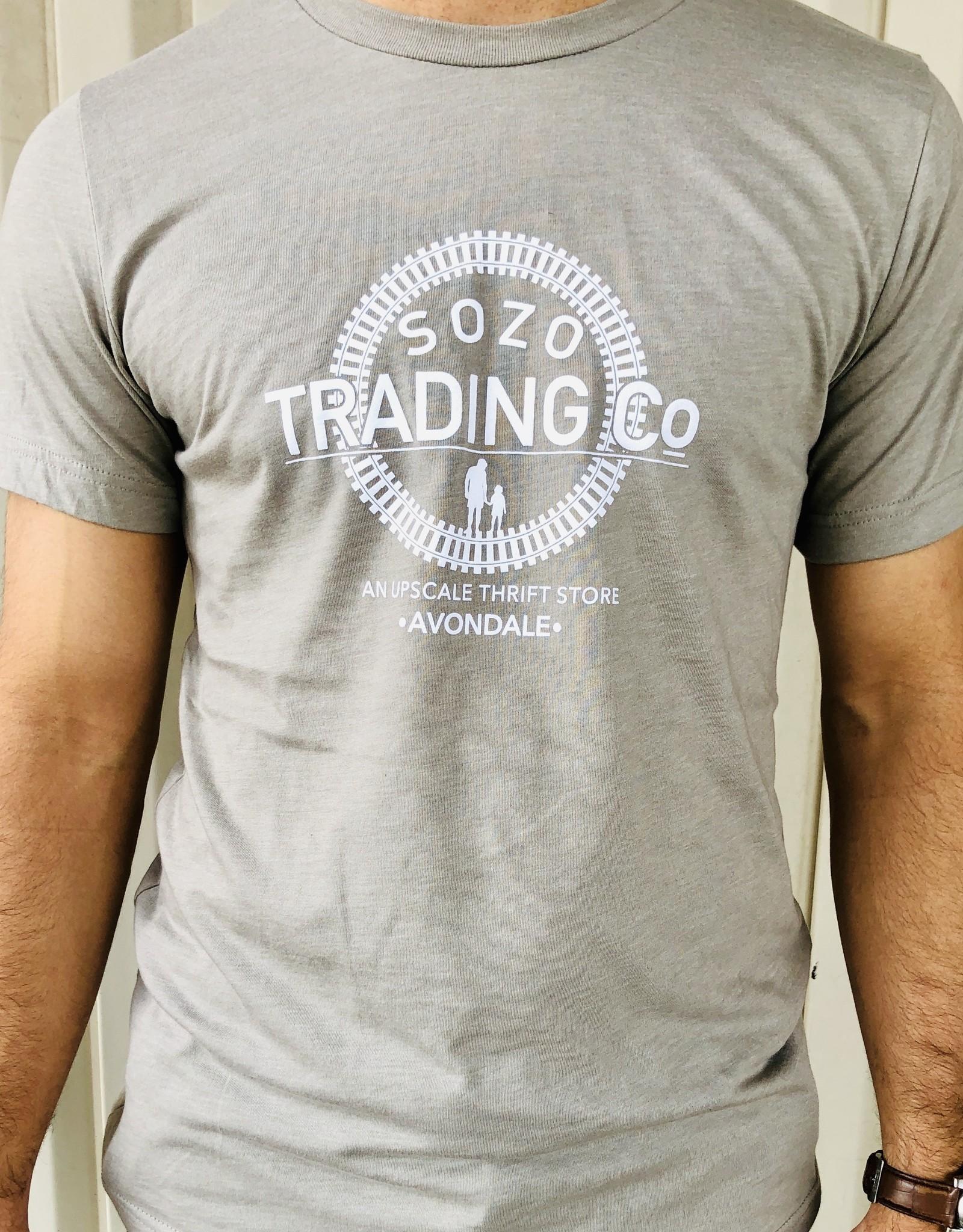 Sozo Trading Logo Tee