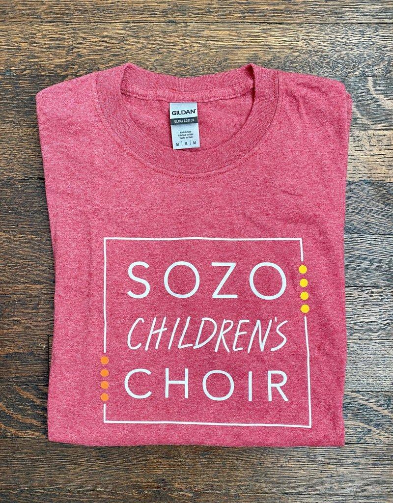 Sozo Choir Tour T-Shirt