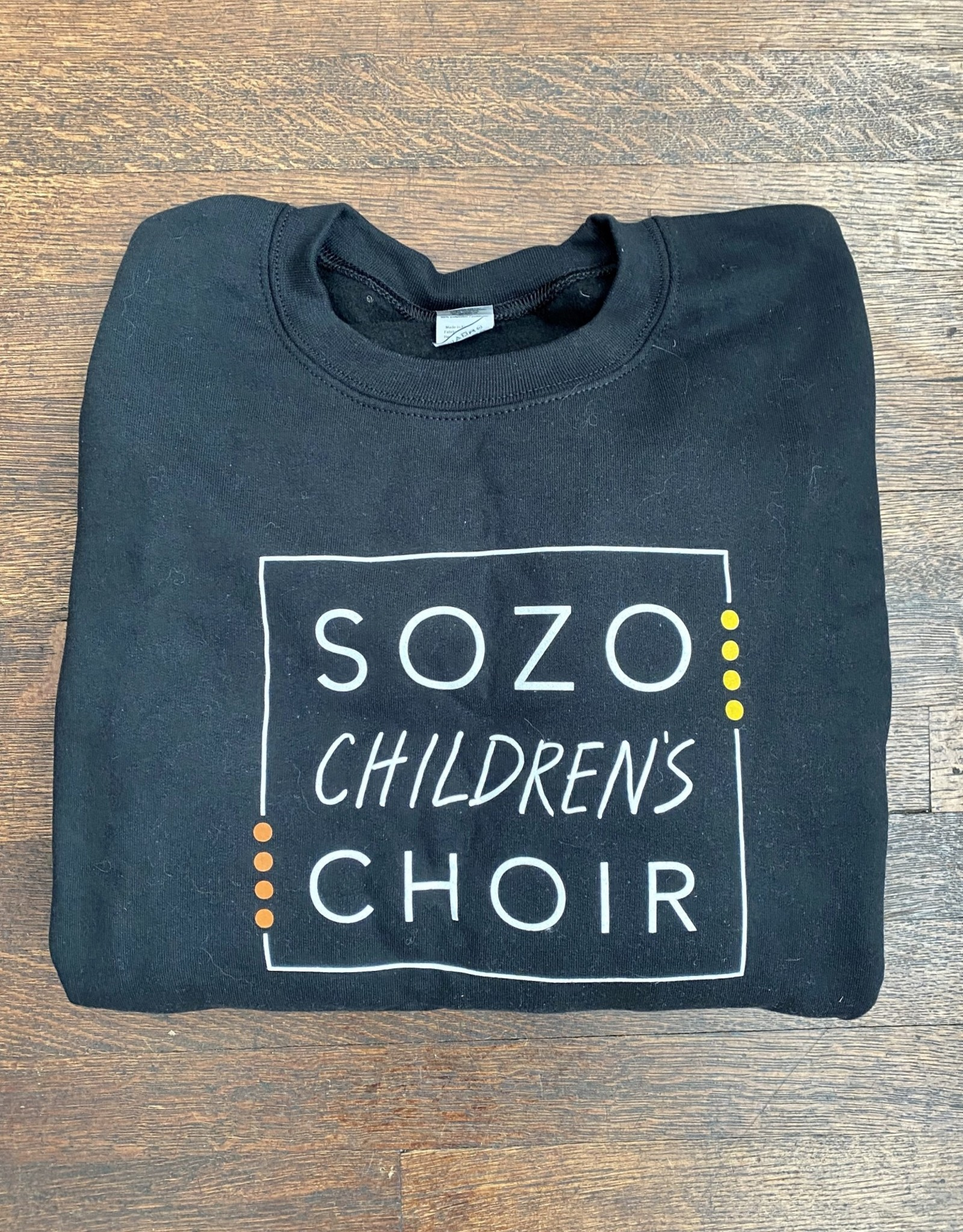 Sozo Choir Sweatshirt