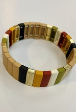 Halo Colorblock Bracelet