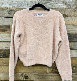 Halo Misty Rose Sweater