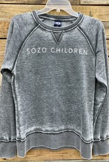 Sozo Acid Wash Fleece