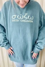 Sozo Greek Sweatshirt