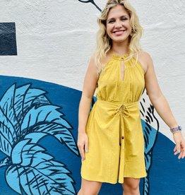 Halo Lemon Dress