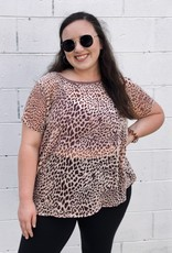 Halo Leopard Top