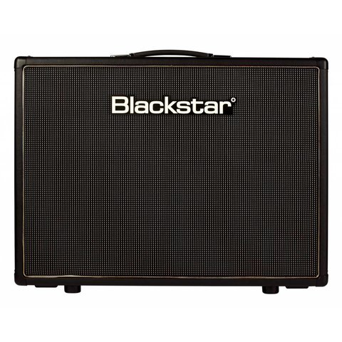 "Blackstar HTV212 2 X 12"" Celestion Loaded Cabinet HTV-212"