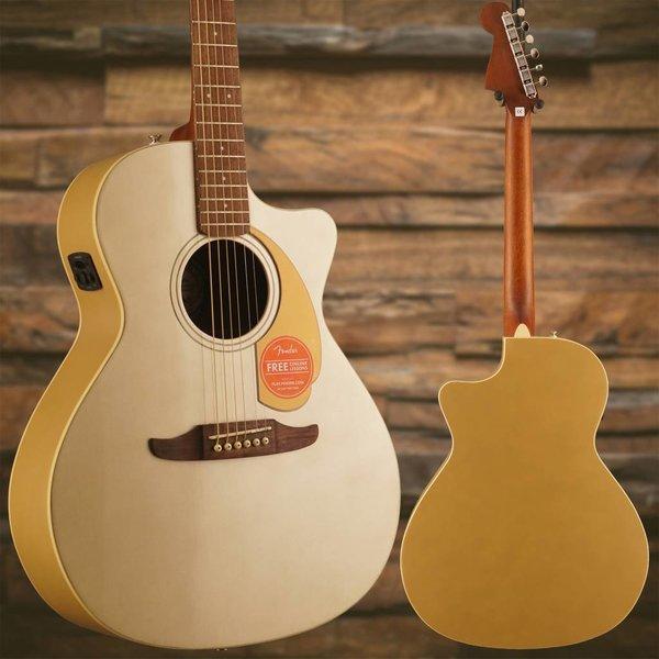 Fender Newporter Player, Champagne S/N CSL17002771 4lbs 10.4oz