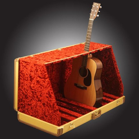 Stage Seven Guitar Stand Case, Tweed