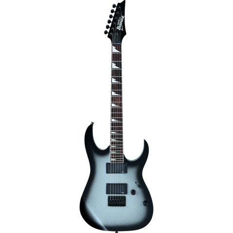 Ibanez GRG121DXMGS Gio Electric Guitar Metallic Gray Sunburst