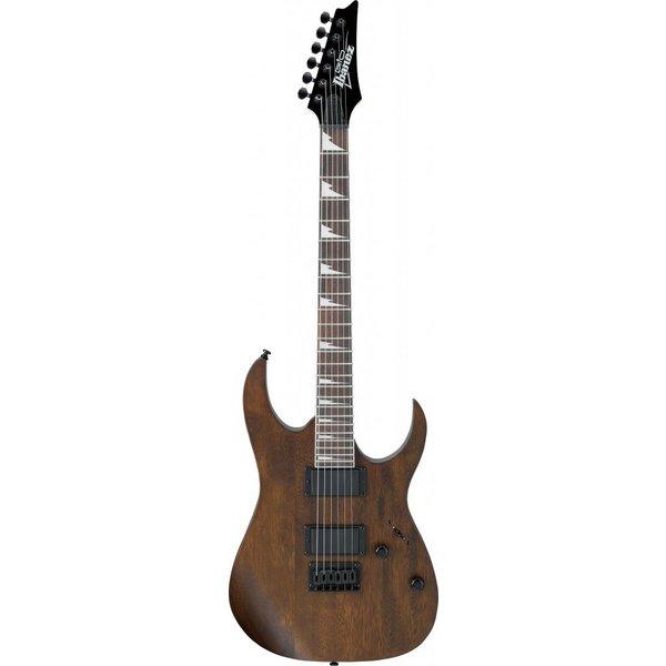 Ibanez Ibanez GRG121DXWNF Gio Electric Guitar Flat Walnut