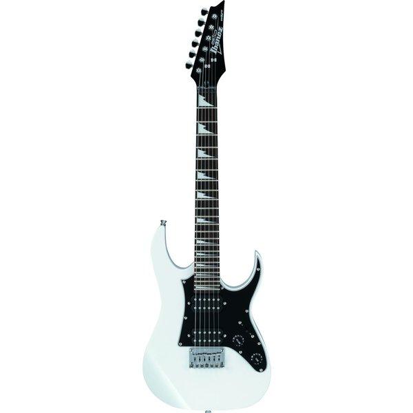 Ibanez Ibanez GRGM21WH Gio Mikro 3/4 Size Electric Guitar White