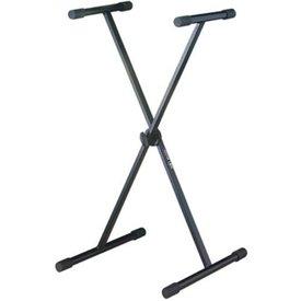 KMC QuikLok Single Brace Single Tier Keyboard Stand
