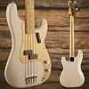 American Original '50s Precision Bass, Maple Fingerboard, White Blonde