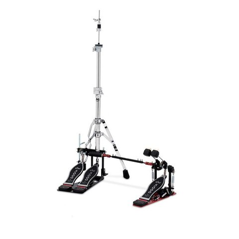 DW 5000 Series Dual Switch Hi-Hat/Accelerator Pedal