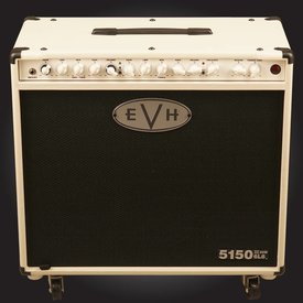 EVH 5150III 2x12 50W 6L6 Combo, Black, 120V
