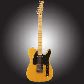 Fender Standard Telecaster, Maple Fingerboard, Butterscotch Blonde