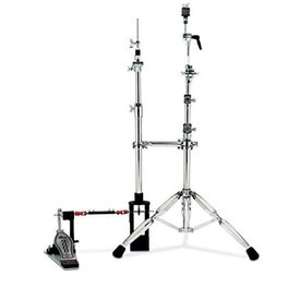 DW DROPSHIP DW 9000 Series Universal Hi-Hat W/ Linkage Chrome DWCP9550