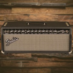 Fender Tube Bass Amplifiers