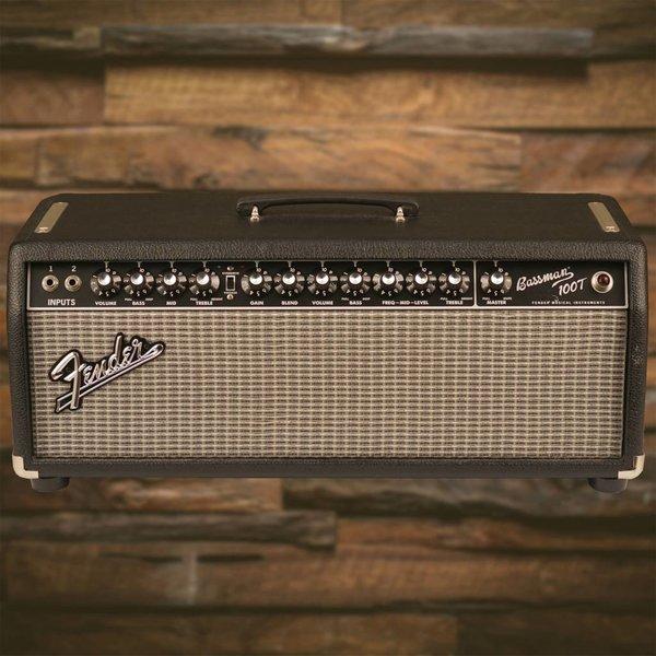 Fender Bassman 100T, 120V, Black