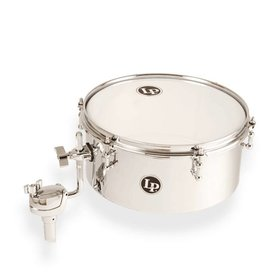 DW DROPSHIP LP Series Timbale 5 1/2X12 Chrome Over Steel LP812-C