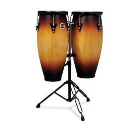 D Drums LP City Series City 10/11 Conga Set Vsbrst Dbl Std Vintage Sunburst LP646NY-VSB