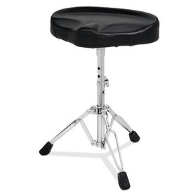 PDP PDP 700 Series Drum Throne, Tractor Seat Chrome PDDT720