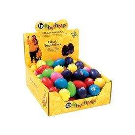 LP LP Rhythmix Egg Shakers 48Ct Mix Color LPR001BD48-I