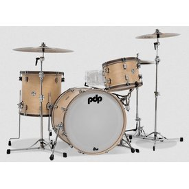PDP PDP Concept Classic Classic Wd Hp 3Pc 22In Bd, Nat/Wal Satin Oil PDCC2213NT