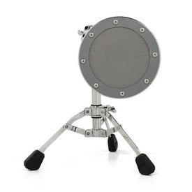 DW DROPSHIP Moon Mics Moon Mic W/ 7000 Base And L-Arm, Black DSMM7000LB